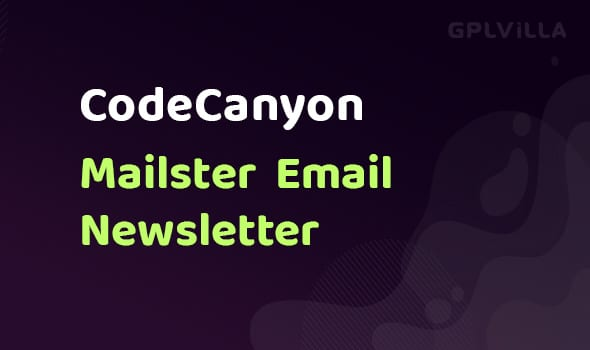 Mailster - Email Newsletter Plugin