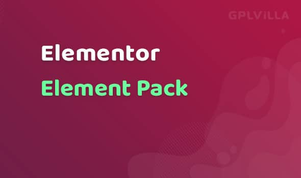 Element Pack Addon for Elementor