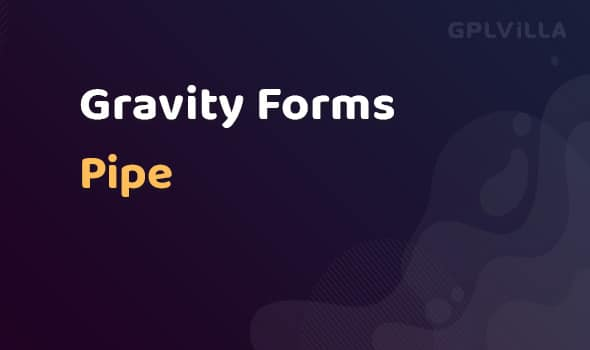 Gravity Forms Pipe Video Recording