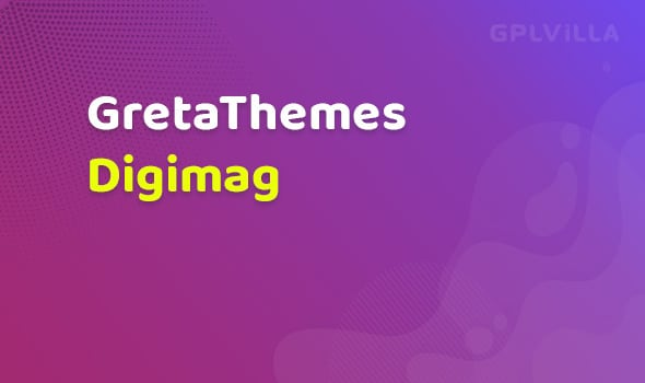 GretaThemes - Digimag