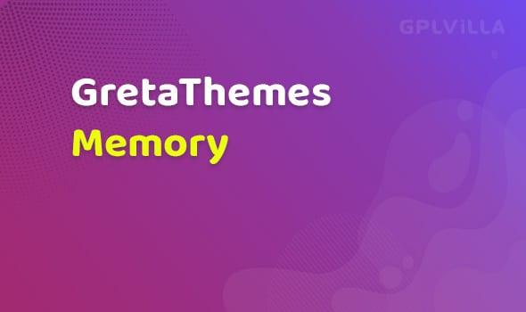 GretaThemes - Memory