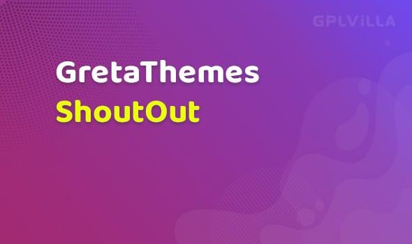 GretaThemes - ShoutOut