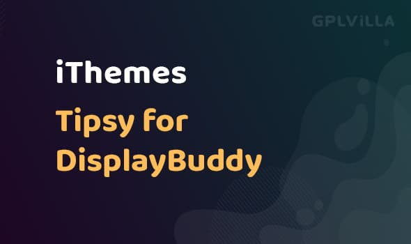 iThemes Tipsy for DisplayBuddy
