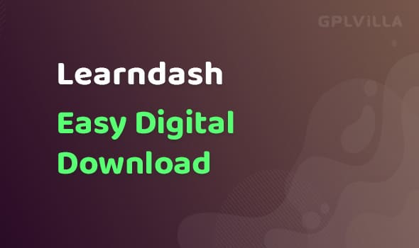 LearnDash LMS Easy Digital Download