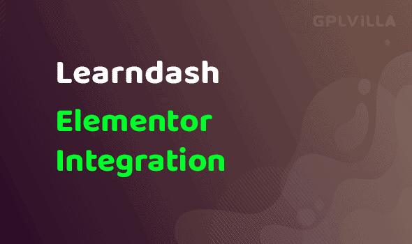 LearnDash LMS Elementor Integration