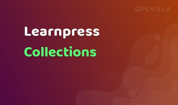LearnPress Collections AddOn