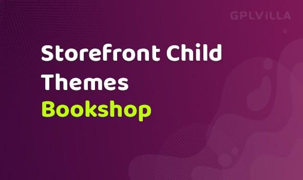 WooCommerce Bookshop Storefront Child Theme