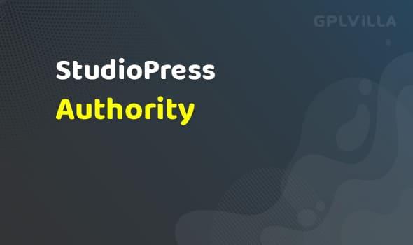 StudioPress Authority Pro Theme