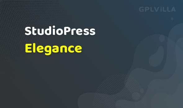 StudioPress Elegance Pro Theme
