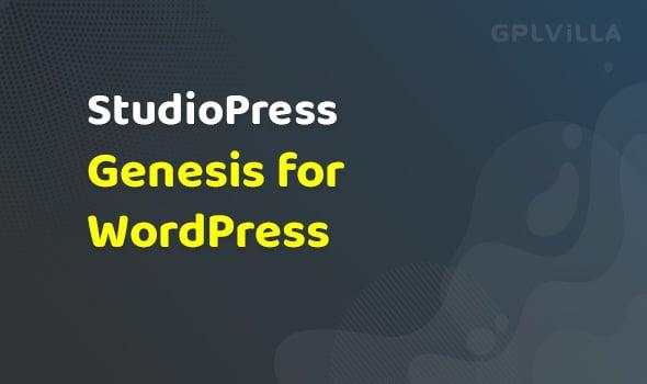 Genesis Theme for WordPress