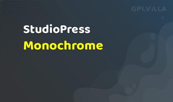 StudioPress Monochrome Pro Theme