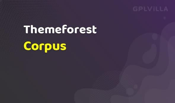 Corpus - Responsive Corporate WordPress Theme