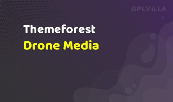 Drone Media | Aerial Photography & Videography Theme
