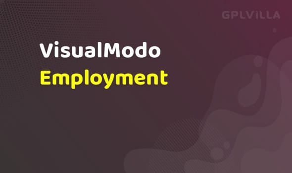 VisualModo - Employment WordPress Theme