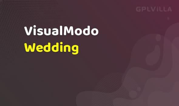 VisualModo - Wedding WordPress Theme