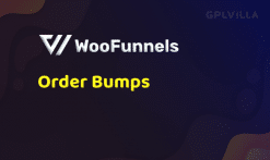 Download WooCommerce Order Bumps plugin by WooFunnels