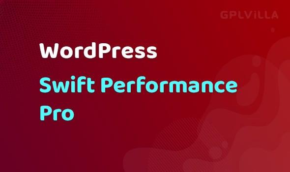 Swift Performance Premium