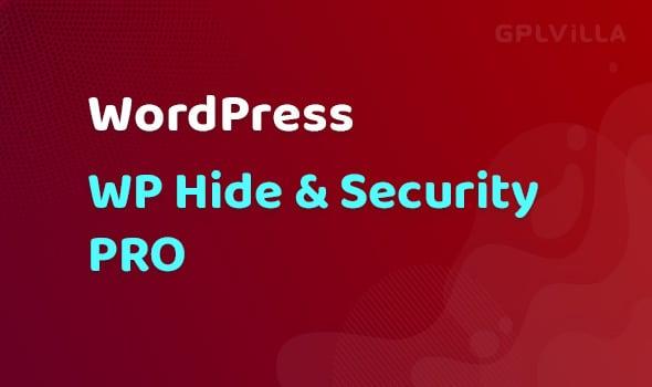 WP Hide & Security Enhancer PRO