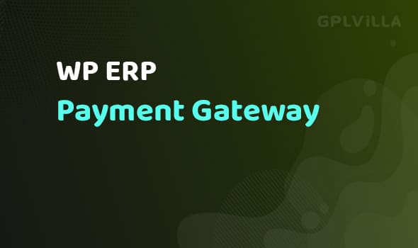 WP ERP Payment Gateway