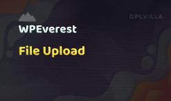 User Registration File Upload