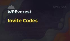 User Registration Invite Codes