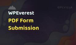 User Registration PDF Form Submission