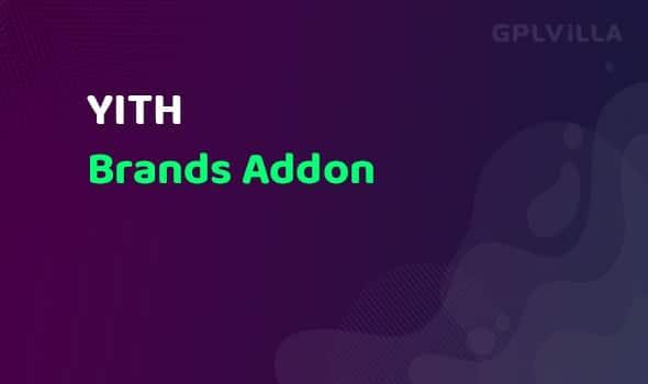YITH WooCommerce Brands Addon Premium